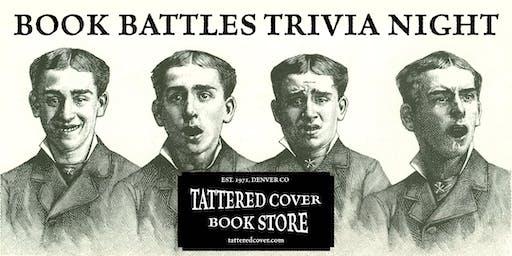 Book Battles Trivia Night August 2019