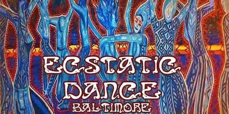 Ecstatic Dance Baltimore tickets