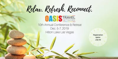 OASIS Travel Network - 10th Anniversary Annual Conference & Retreat