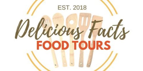 Delicious Facts Historical Food Tours Camden SC tickets