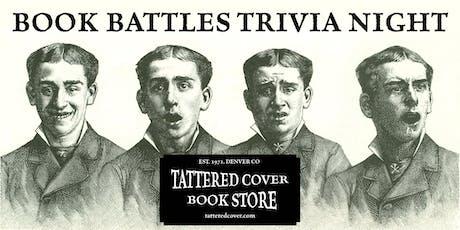 Book Battles Trivia Night September 2019 tickets