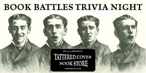 Book Battles Trivia Night September 2019