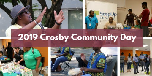 Crosby Community Day