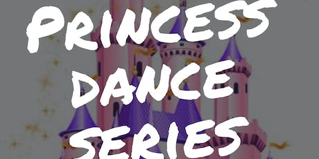 Princess Dance Series - Tap Dance with Rapunzel tickets