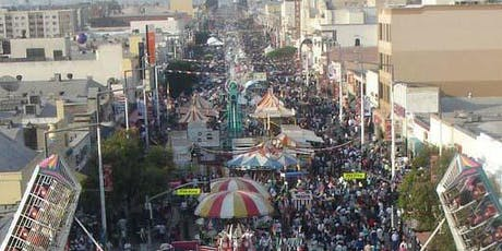 L.A.'s Largest Downtown Festival - Sabor De Mexico Lindo  tickets