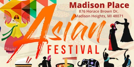 Asian Festival 2019 tickets