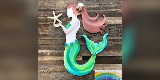 Mermaid: Pasadena, Bella Napoli with Artist Katie Detrich!