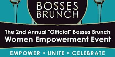 2nd Annual Bosses Brunch