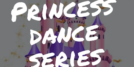 Princess Dance Series - Salsa Dancing with Princess Elena tickets