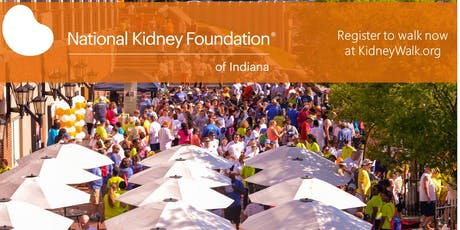Indy Kidney Walk 2019! tickets