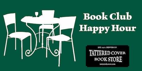 Book Club Happy Hour - November 2019 tickets