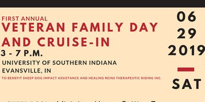 Veteran and Community Family Day and Auto Cruise-In