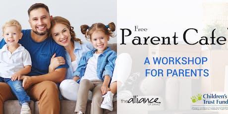 Parent Cafe' - All Parents tickets