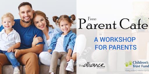 Parent Cafe' - All Parents