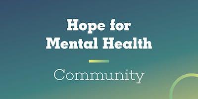 Hope for Mental Health Community