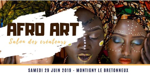 AFRO ART Salon de créateurs - 3ème Edition