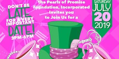 Pearls of Promise Foundation, Inc. Mad Hatter Tea