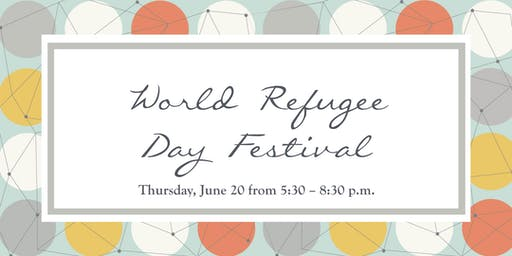 World Refugee Day Festival