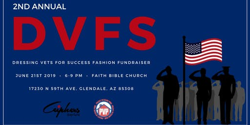 Dressing Vets For Success Fashion Fundraiser