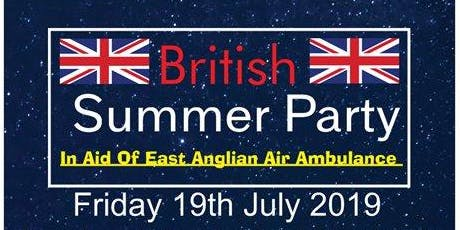 British Summer Party