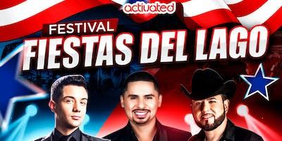 Fiestas Del Lago (antes Al Ritmó Del Sol)- with Roberto Tapia & Larry Hernandez y más!