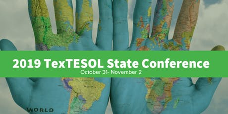 TexTESOL 2019 State Conference:  The ABC's of TESOL tickets