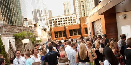 The River North Rooftop Bar Crawl tickets
