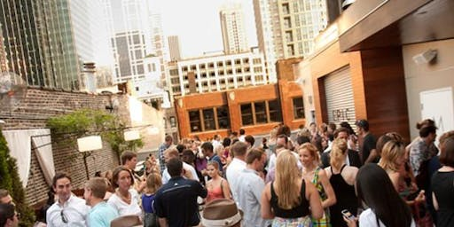 The River North Rooftop Bar Crawl (September)