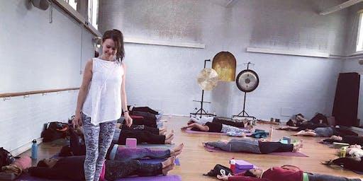 Yin Yoga Immersion & Sound Bath