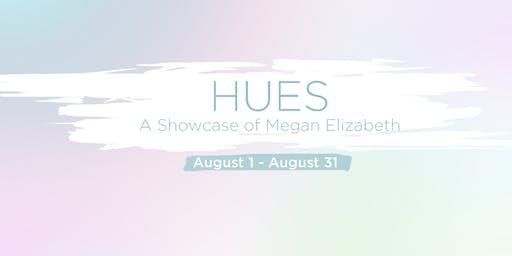 Artist's Talk with Megan Elizabeth
