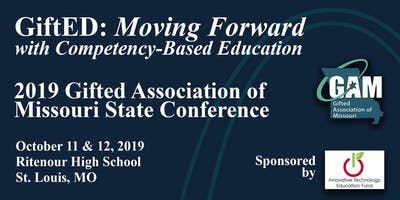 2019 Gifted Association of Missouri Conference