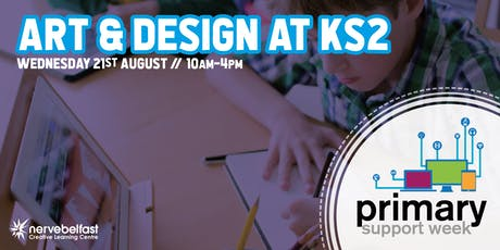 Digital Art & Design KS2 tickets