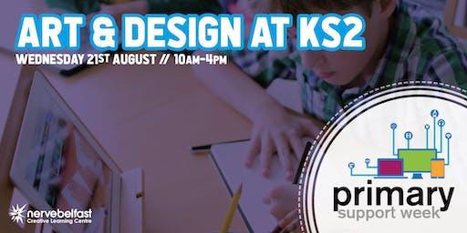 Digital Art & Design KS2