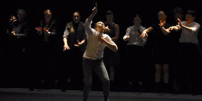 M.O. 2019: CONTEMPORARY DANCE + DANCE ON SCREEN PERFORMED BY MODUS OPERANDI