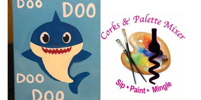 Kids Paint & Snack (all ages)