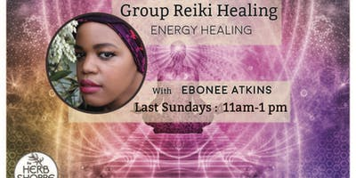 Group Reiki Healing
