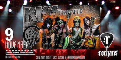 Mr. Speed - Kiss Tribute