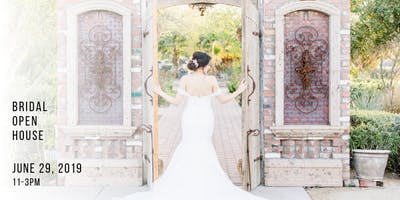 June 29th Bridal Open House