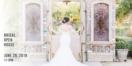 June 29th Bridal Open House tickets