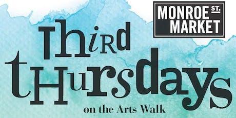 Third Thursdays on the Arts Walk  tickets