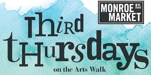 Third Thursdays on the Arts Walk