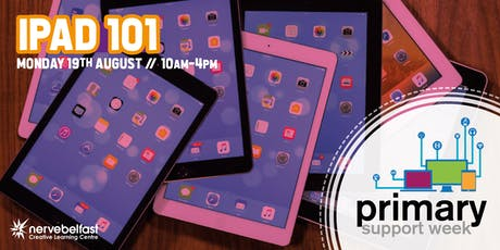 iPad 101 tickets