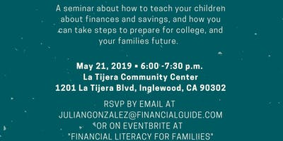 Financial Literacy for Families