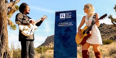 Witherward | Human Album Tour | A Nationally Touring Indie-Folk Duo