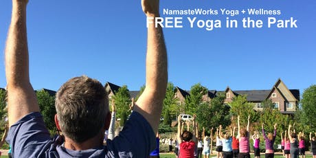 FREE Yoga in the Park – Highlands Ranch, Colorado tickets