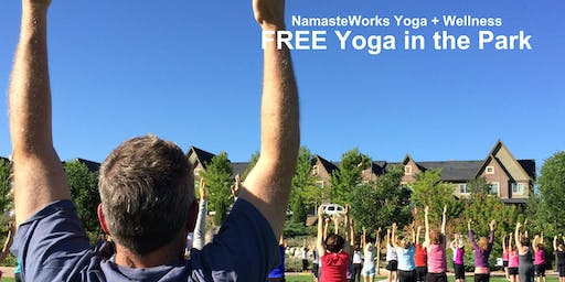 FREE Yoga in the Park – Highlands Ranch, Colorado