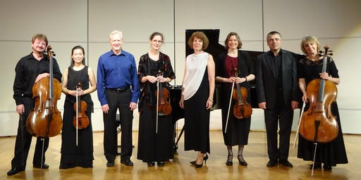 Illinois Chamber Music Festival & Illinois Wesleyan University Concert