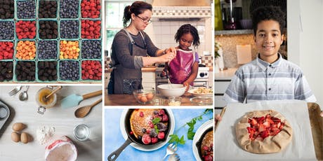 Baking with Berries Cooking Class (Grades 1-5) tickets