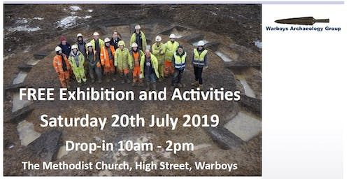 Discover Warboys Archaeology