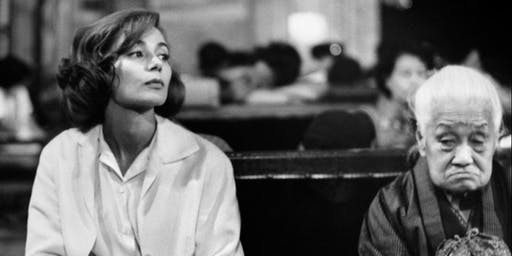 SCREENING: Hiroshima Mon Amour by Alain Resnais